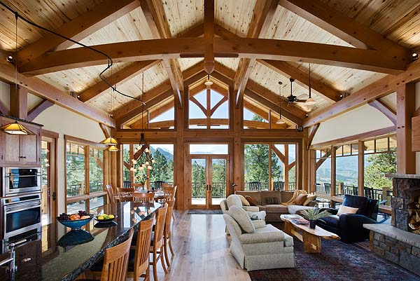 Mountain Timber Design